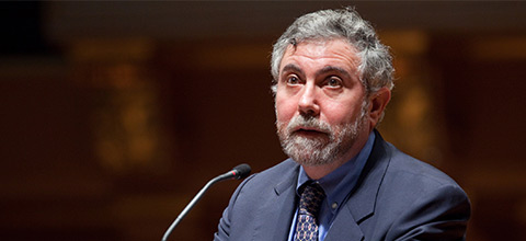 Link to:Paul Krugman: Globalization and international trade