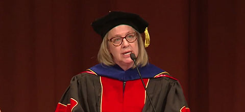 Link to:Paula Lantz: 2019 Ford School Commencement