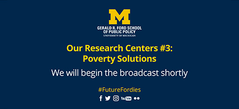 Link to:Our Research Centers: Poverty Solutions