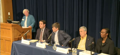Link to:Candidate forum for the University of Michigan Board of Regents