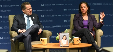 Link to:Susan Rice on Tough Love: 'My Story of the Things Worth Fighting For'