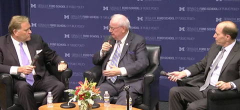 Link to:A conversation with former Republican Congressmen Mike Rogers and David Camp