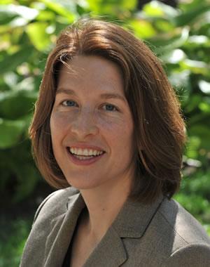 Photo of Sarah Burgard
