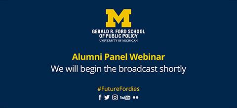 Link to:Alumni Panel Webinar
