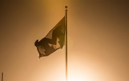 U-M flag