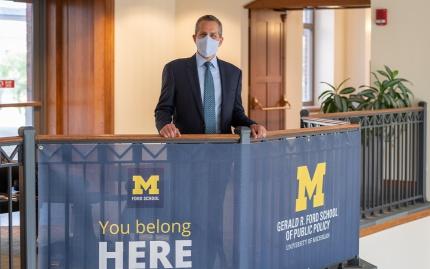 Dean Michael Barr Welcome Fall, 2020