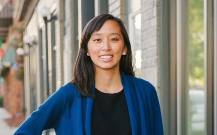 State Senator Stephanie Chang