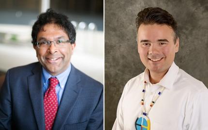 Riyaz Kanji and Bryan T. Newland