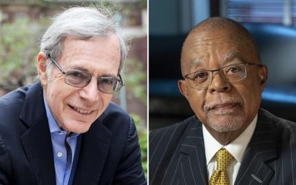 Eric Foner and Henry Louis Gates, Jr.