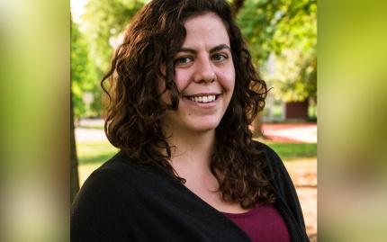 Headshot of Shoshana Shapiro