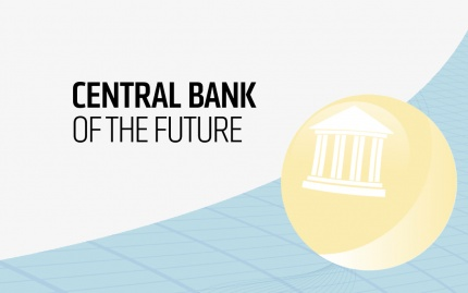 Central Bank of the Future teaser image featuring project name