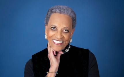 Headshot of Dr. Johnnetta Betsch Cole