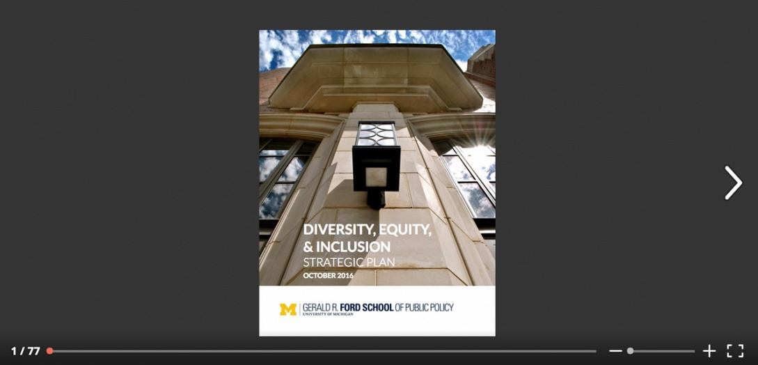 Diversity, Equity, & Inclusion Plan