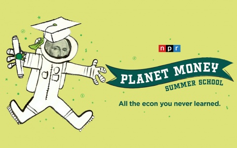 Planet Money promo graphic