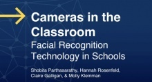 Camera's in the Classroom image