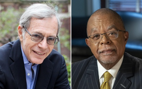 Eric Foner and Henry Louis Gates, Jr.
