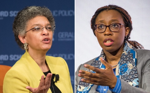 Susan M. Collins and Vera Songwe