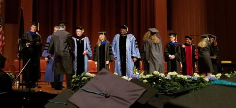 2019 Ford School Commencement