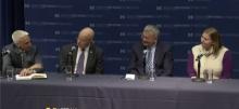 Link to:Clapper, Nagata, and Slotkin: National security, service, and policy panel