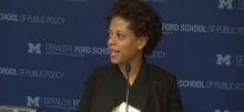 Link to:Melody Barnes: Creating opportunity for America's youth