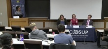 Link to:Emerging research on fracking and water policy: A panel discussion