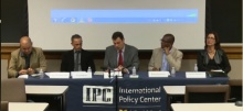 Link to:The comparative politics of accountability, transitional justice and civil conflict panel