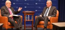 Link to:John Negroponte: A conversation on leadership and foreign policy