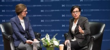 Link to:Penny Pritzker: America's economic future