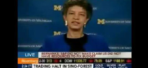 Link to:Susan M. Collins interviewed by Bloomberg about President's jobs speech, fiscal policies