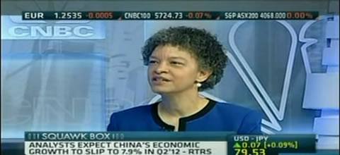 Link to:Susan Collins - CNBC World News at 723 AM  5-29-2012