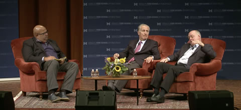 Link to:Paul Tagliabue and Jim Hackett: At the intersection of sports and social policy