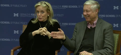 Link to: Debbie Dingell and Fred Upton: Voices from across the aisle